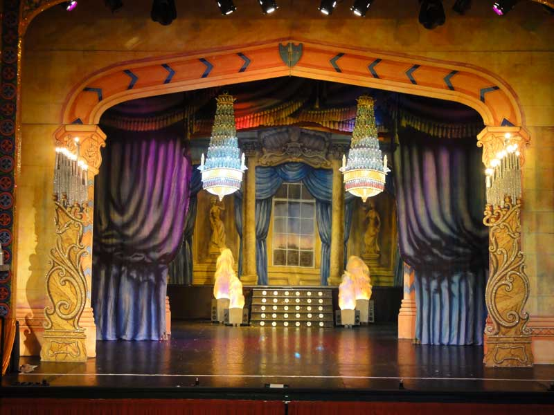 Regal Scenery Hire St Helens Theatre Royal